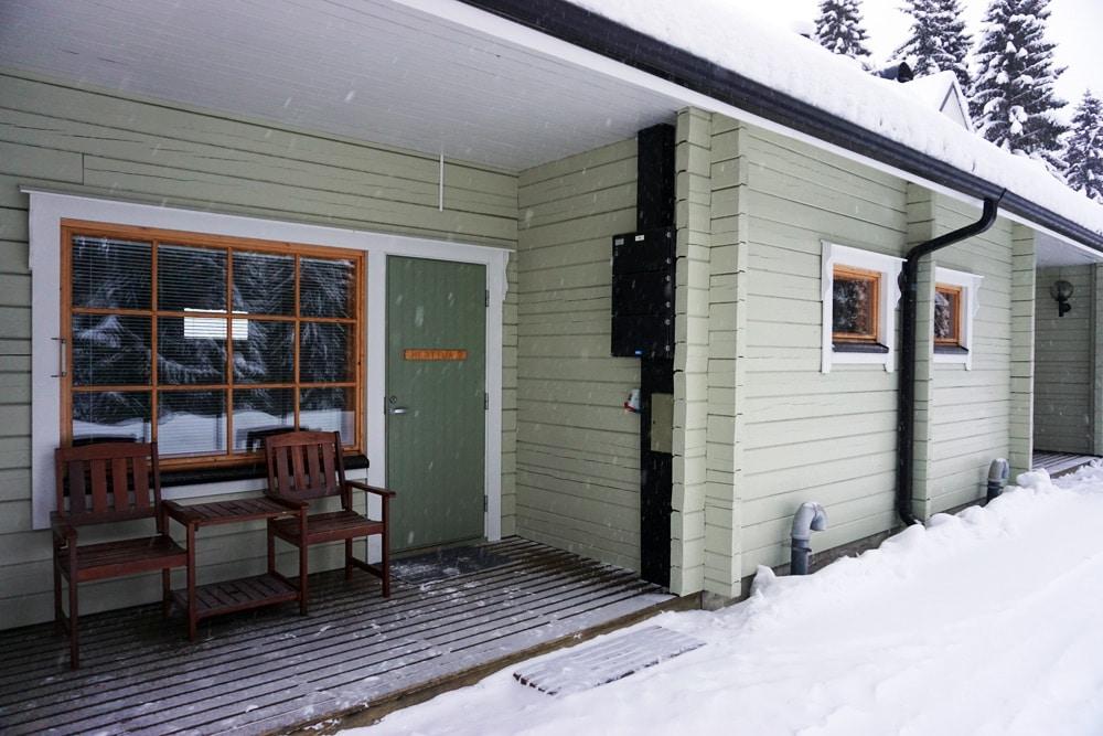 Skifahren in Vuokatti, Finnland: Vuokatinmaa Holiday Apartments