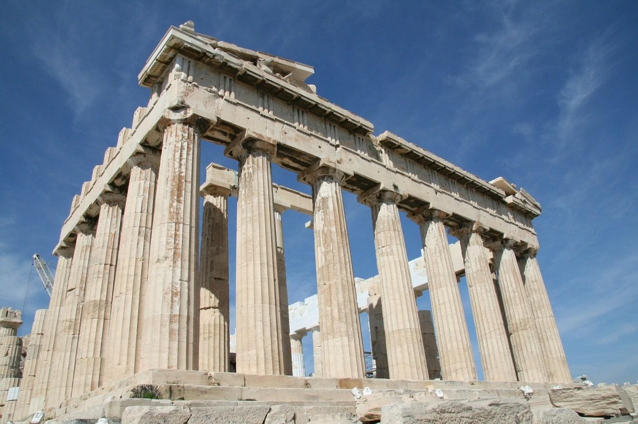 Athen Highlights: Die Säulen der Akropolis
