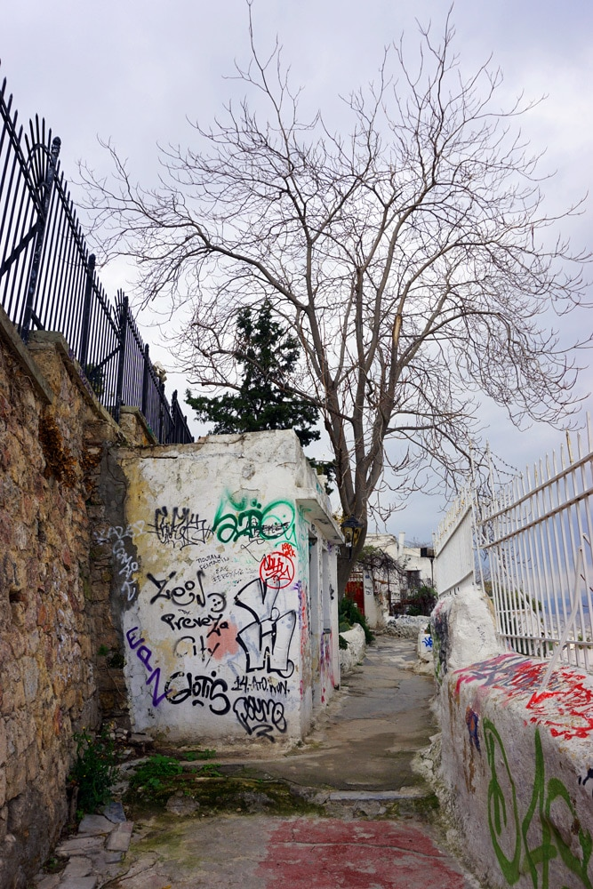 Athen Highlights: Spaziergang durch Anafiotika