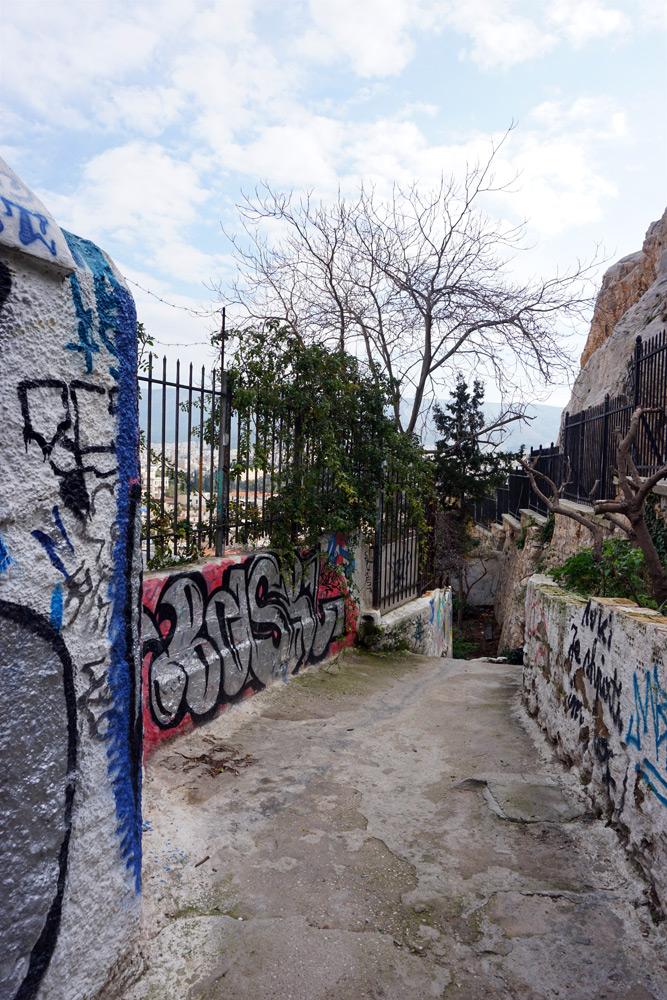 Athen Highlights: Spaziergang durch Anafiotika