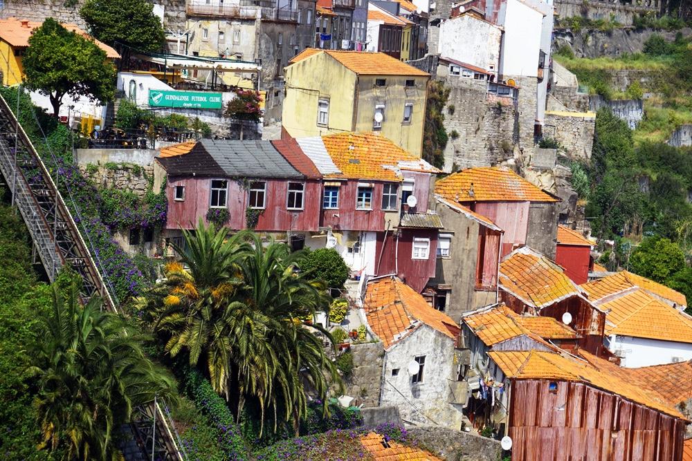 Porto Sehenswürdigkeiten und Highlights: Bunte Häuser