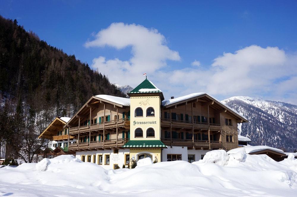 Landhotel Strasserwirt in St. Ulrich am Pillersee - Kitzbüheler Alpen