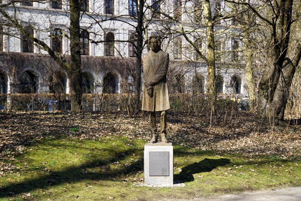 Dichtergarten in München - München Geheimtipps