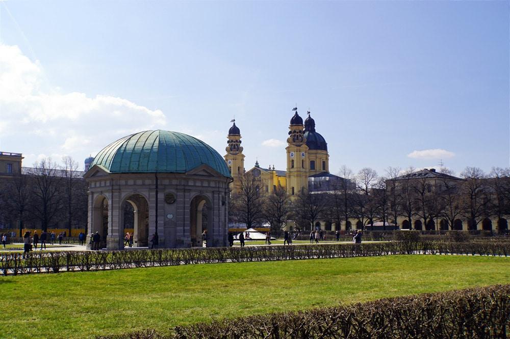 München Hofgarten - München Insidertipps