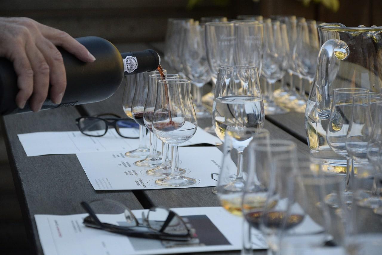 Porto Sehenswürdigkeiten und Highlights: Portwein - Weinprobe mit verschiedenem Port in Porto