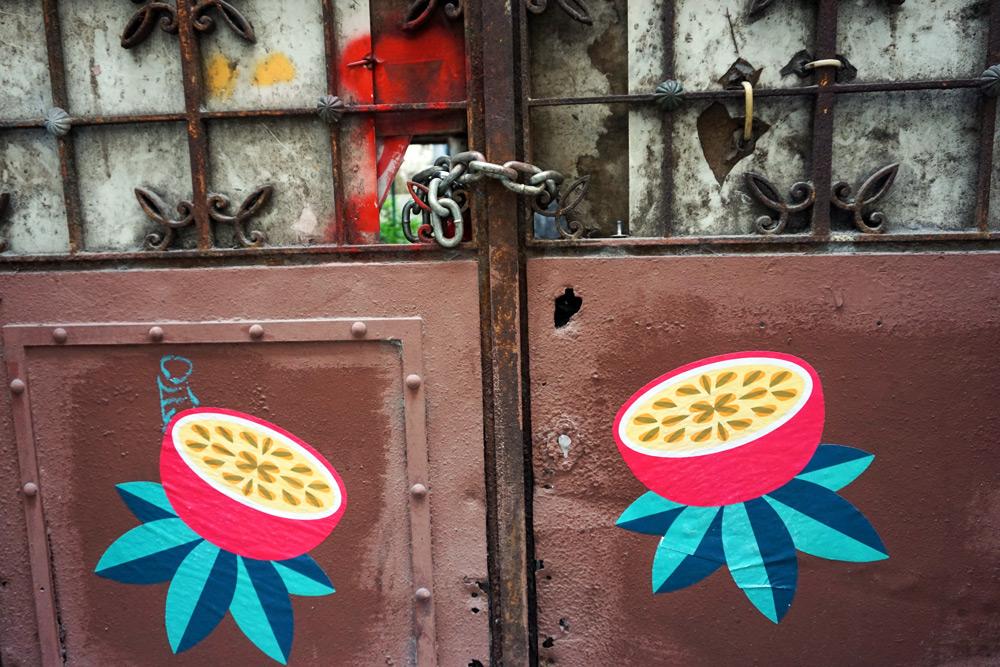 Porto Sehenswürdigkeiten und Highlights: Graffiti, Street Art - Straßenkunst in Portugal