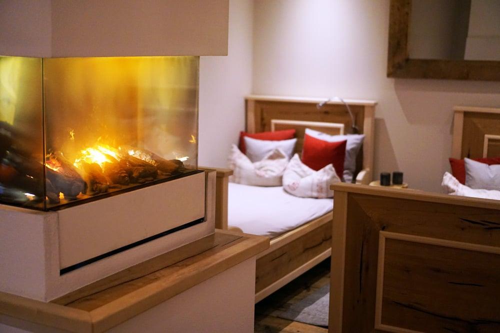 Berghotel Rehlegg Erfahrungsbericht: Massage im Almwies'n SPA