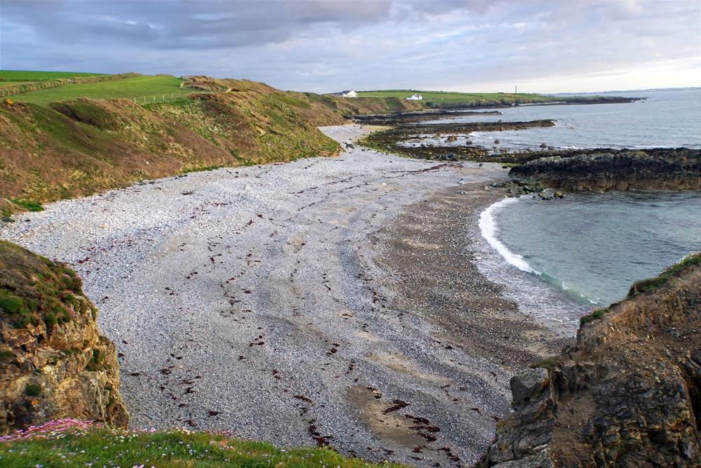 Cottage mieten in Wales: Das Cable Cottage auf der Insel Anglesey mit eigenem Strand
