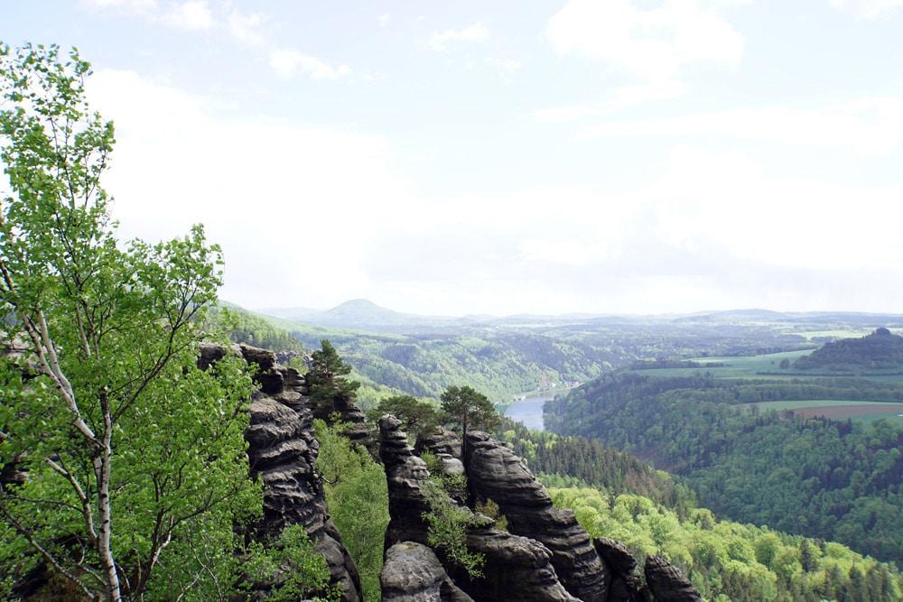 Sächsische Schweiz: Klettern, Wandern, Radfahren. Highlights der Region