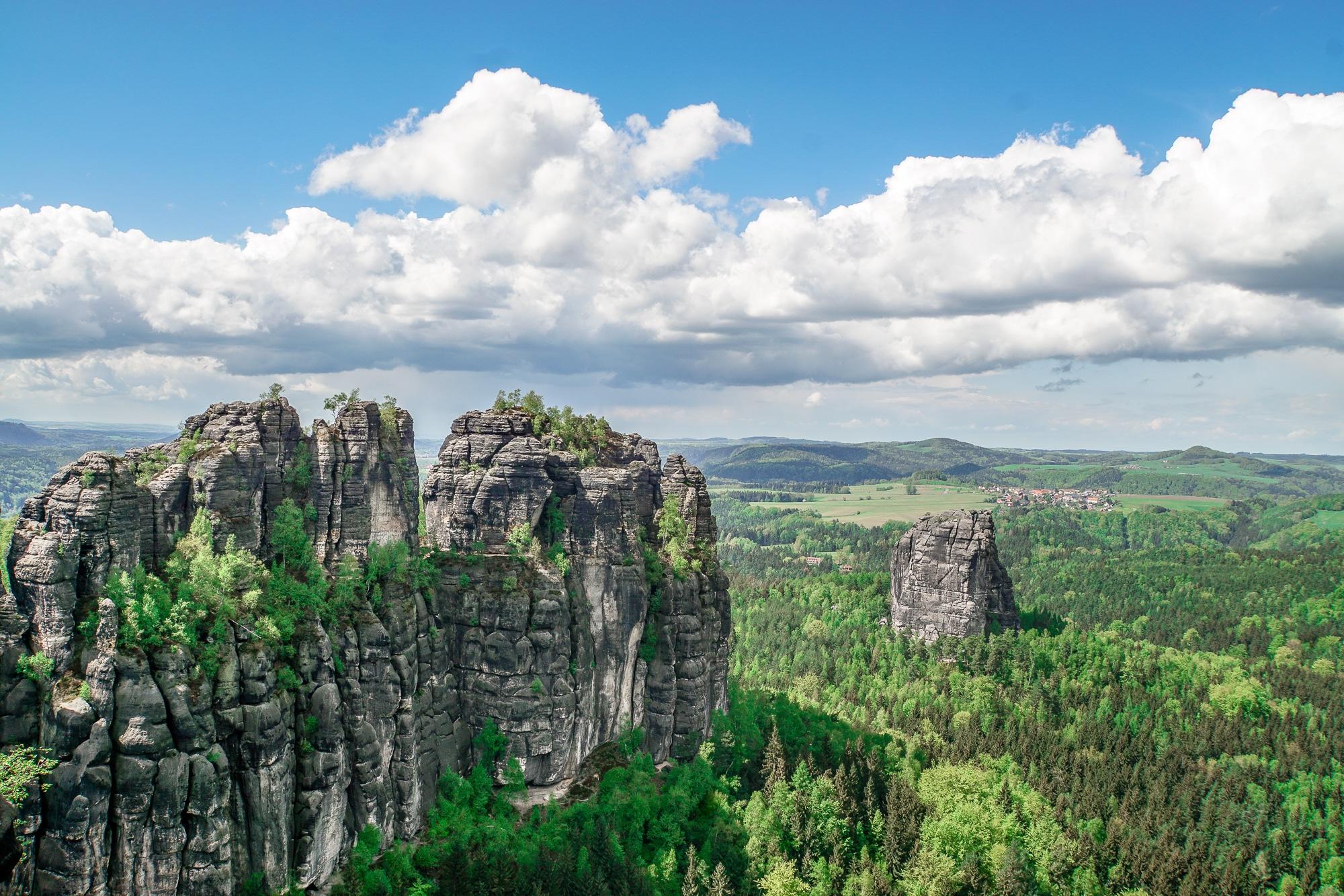 Sächsische Schweiz Sehenswürdigkeiten: Highlights in der Region beim Klettern, Wandern und Radfahren