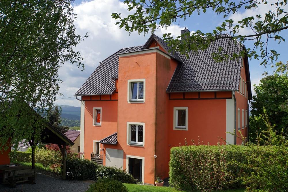 Weinberghaus - Herberge in der Sächsischen Schweiz - Mittelndorf bei Bad Schandau