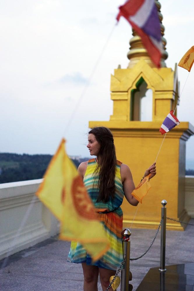 Koh Samui Sehenswürdigkeiten und Highlights: Khao Hua Jook Pagode