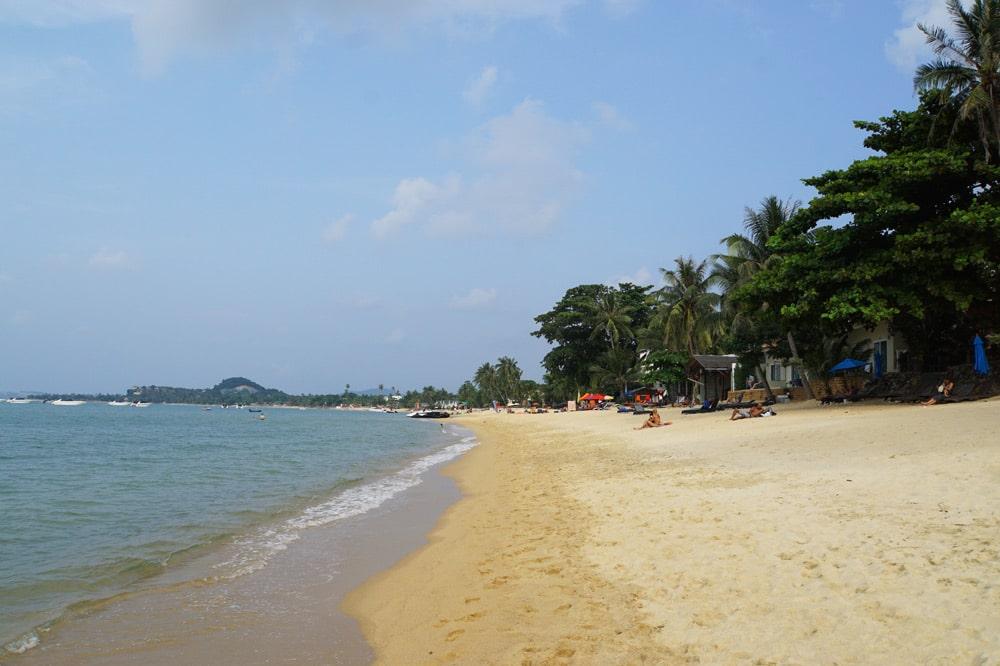 Koh Samui Sehenswürdigkeiten und Highlights: Bophut Beach Fishermans Village
