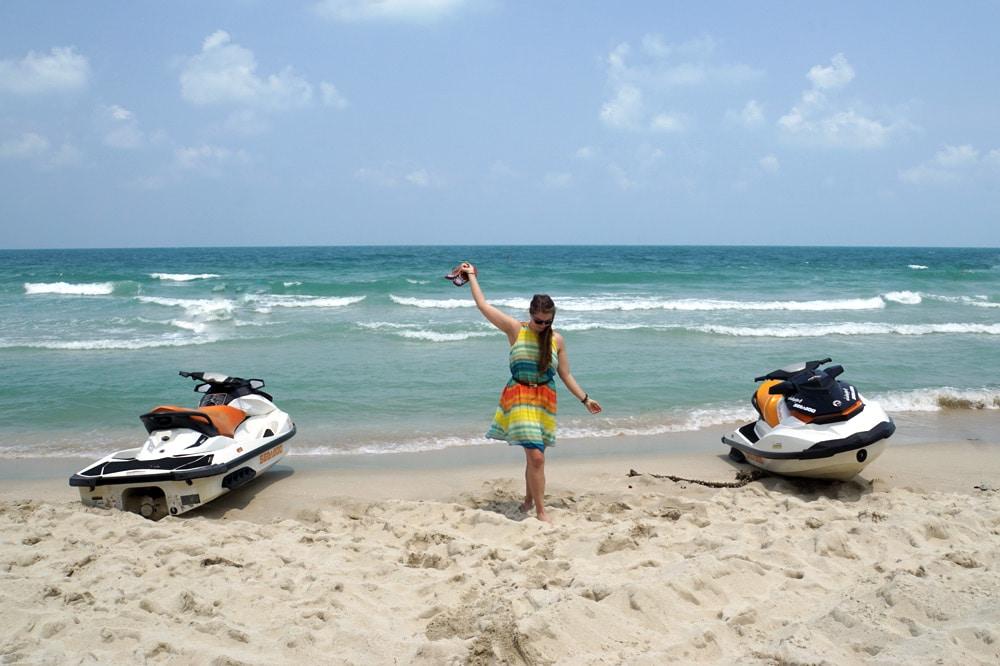 Koh Samui Sehenswürdigkeiten und Highlights: Chaweng Beach