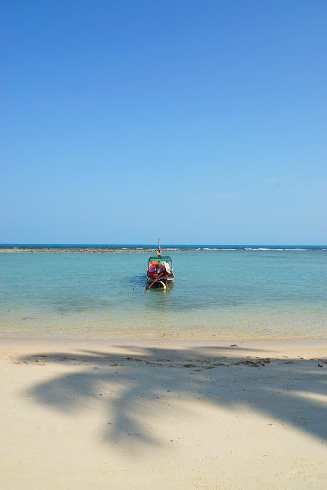 Koh Samui Sehenswürdigkeiten und Highlights: Laem Set Beach