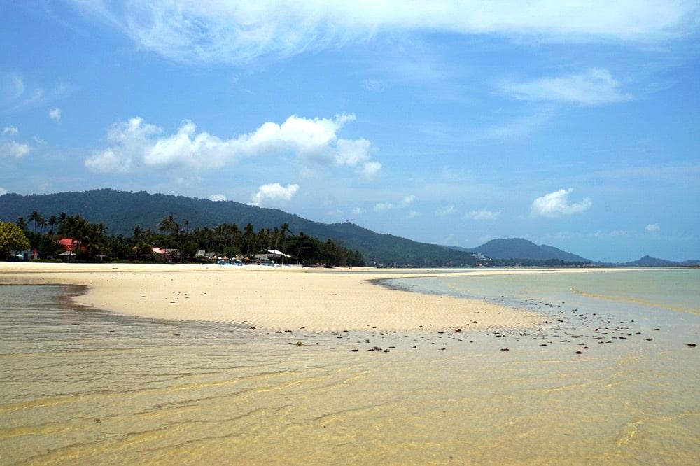 Koh Samui Sehenswürdigkeiten und Highlights: Natien Beach