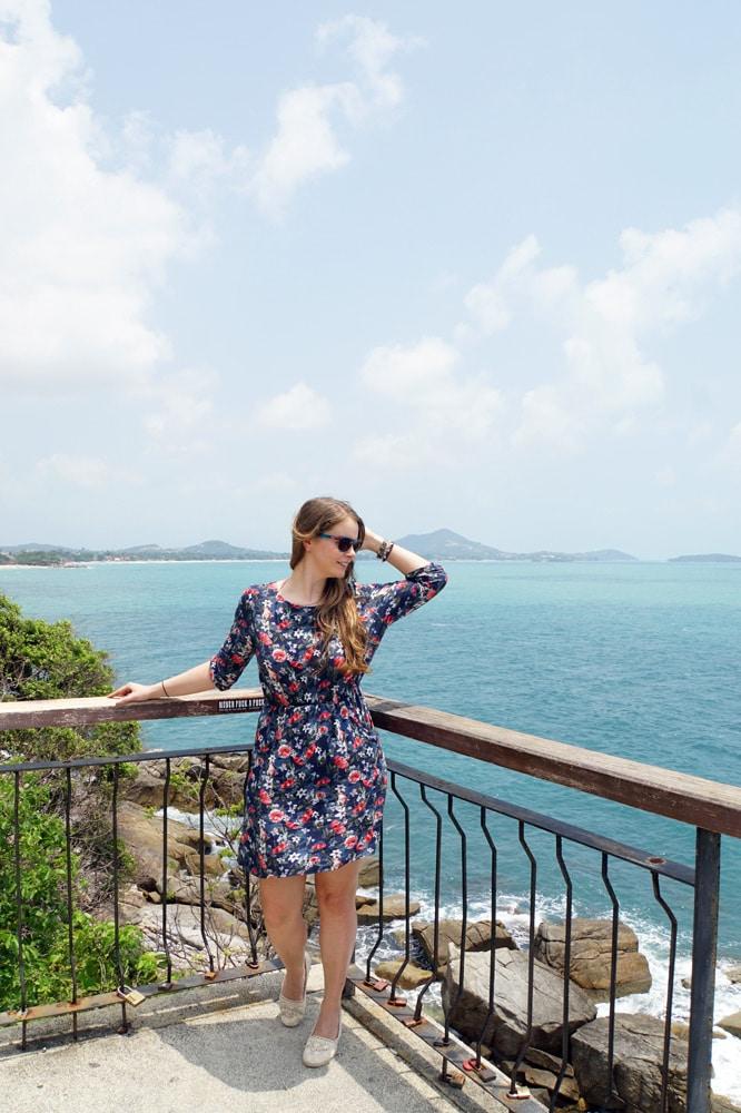 Koh Samui Sehenswürdigkeiten und Highlights: Lad Koh Viewpoint (Samui View Point)