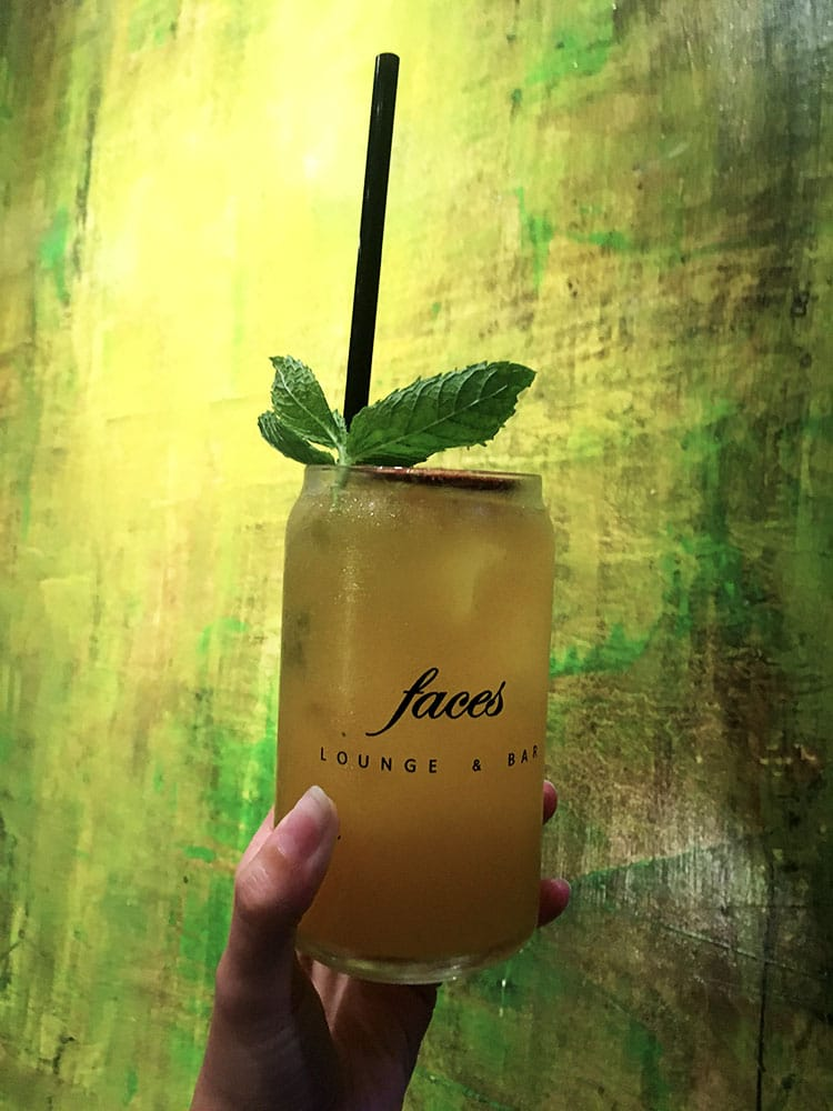 Gin Tasting in der Faces Bar im Hotel Legere in Bielefeld - Teutoburger Wald