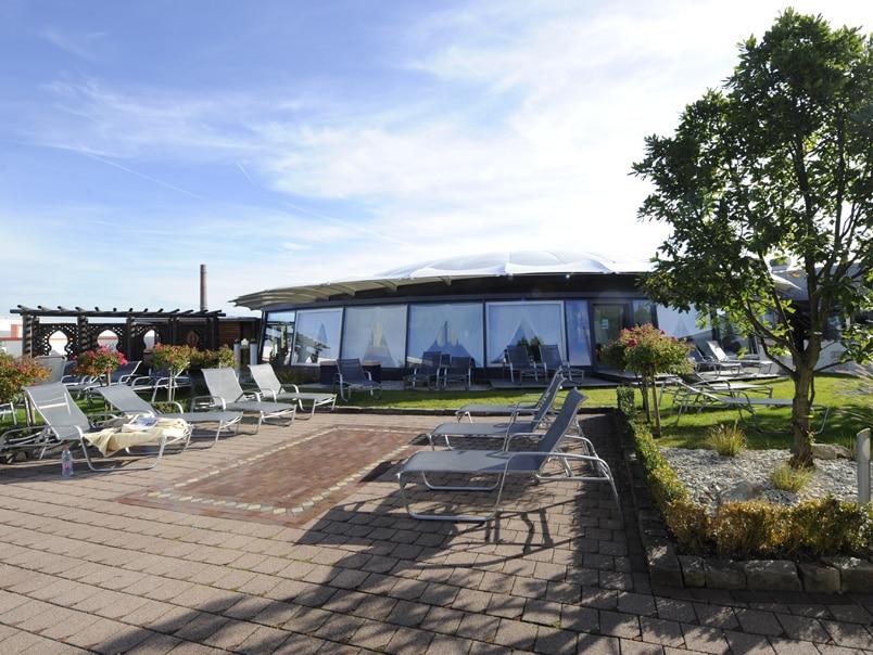 Teutoburger Wald: Wellness in der Ishara Therme - Spa und Sauna