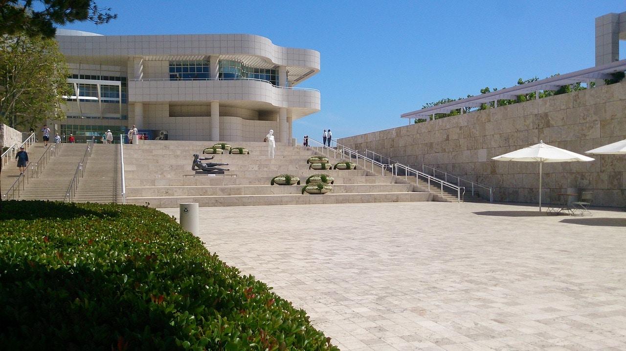 Top 10 Los Angeles Sehenswürdigkeiten: Getty Museum