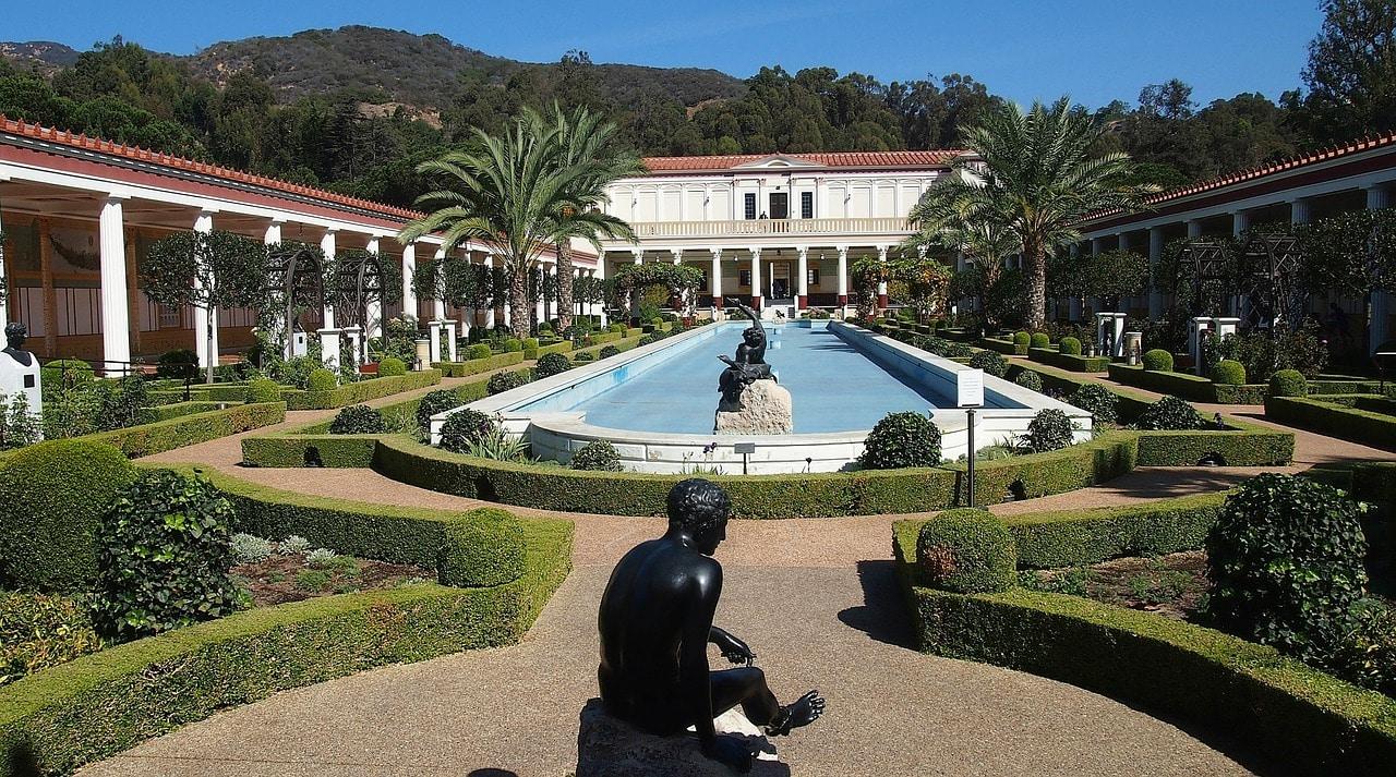 Top 10 Los Angeles Sehenswürdigkeiten: Getty Villa