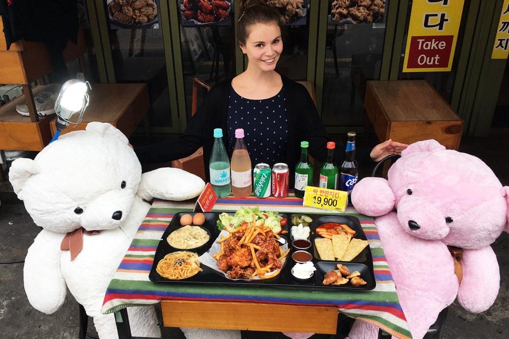 Top 10 Seoul Sehenswürdigkeiten: Meine Highlights und Things to do in Südkorea - Restaurants und Streetfood