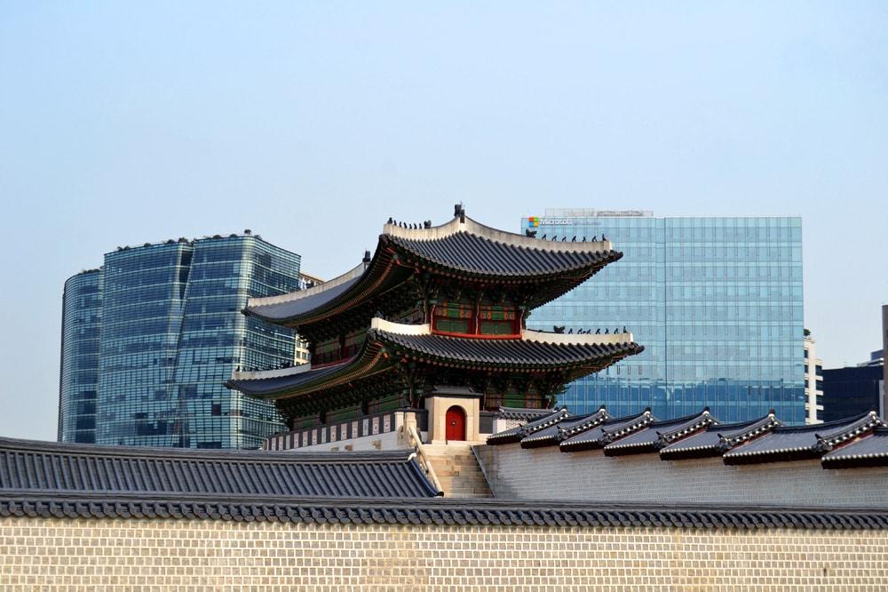 Top 10 Seoul Sehenswürdigkeiten: Meine Highlights und Things to do in Südkorea - Geongbokgung Palast