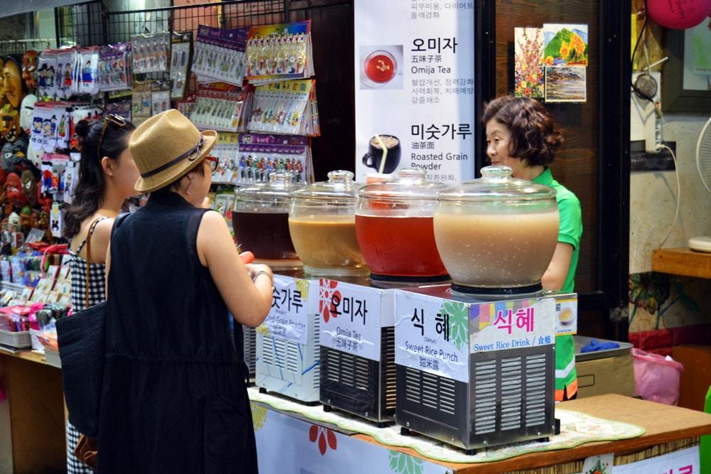 Top 10 Seoul Sehenswürdigkeiten: Meine Highlights und Things to do in Südkorea - Insa Dong