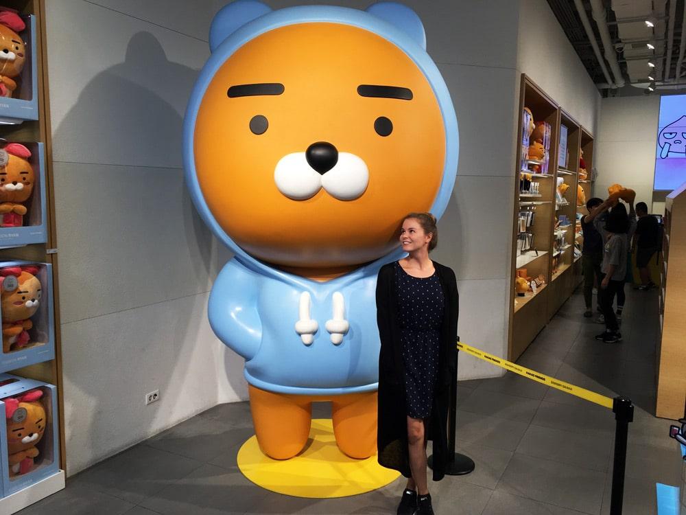 Top 10 Seoul Sehenswürdigkeiten: Meine Highlights und Things to do in Südkorea - Hongdae Universitätsviertel