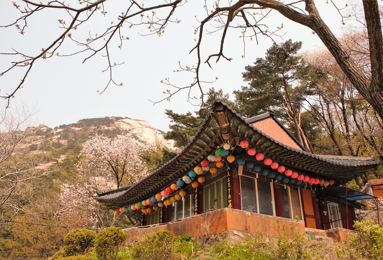 Top 10 Seoul Sehenswürdigkeiten: Meine Highlights und Things to do in Südkorea - Bukhansan Nationalpark
