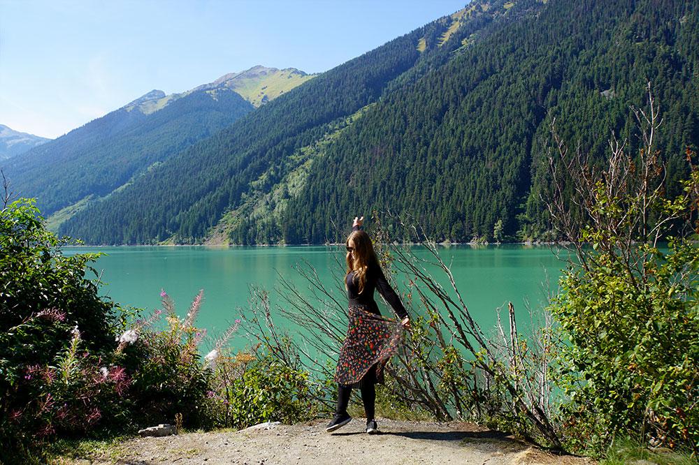 Kanada Rundreise: Highlights auf der Nationalparkroute von Vancouver nach Banff - Duffey Lake Provincial Park