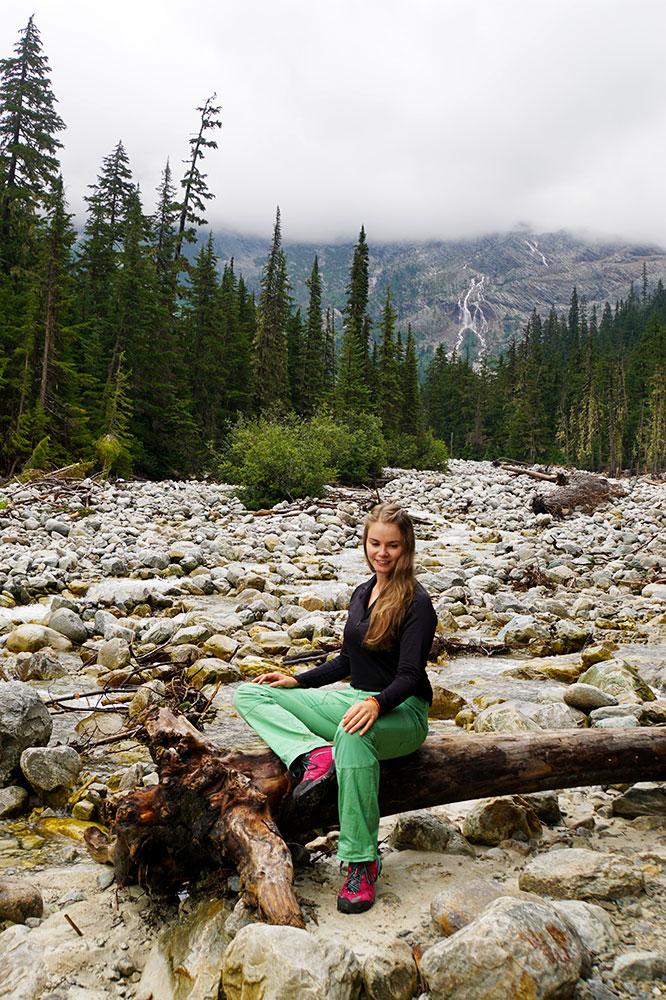 Kanada Rundreise: Highlights auf der Nationalparkroute von Vancouver nach Banff - Glacier Nationalpark, Great Glacier Trail