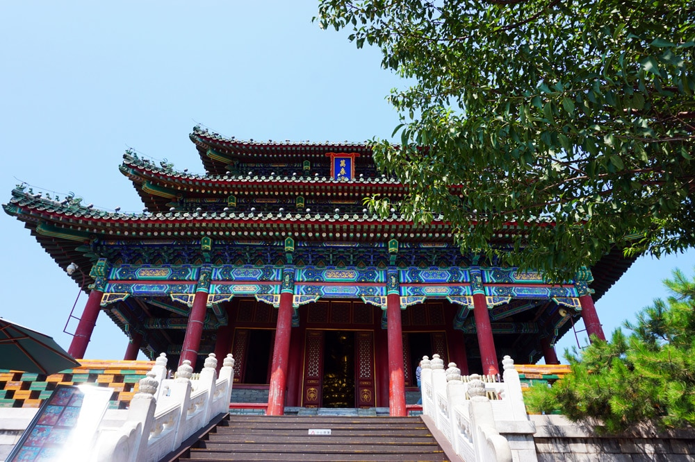 Top 10 Peking Sehenswürdigkeiten & Things to Do: Jingshan Park
