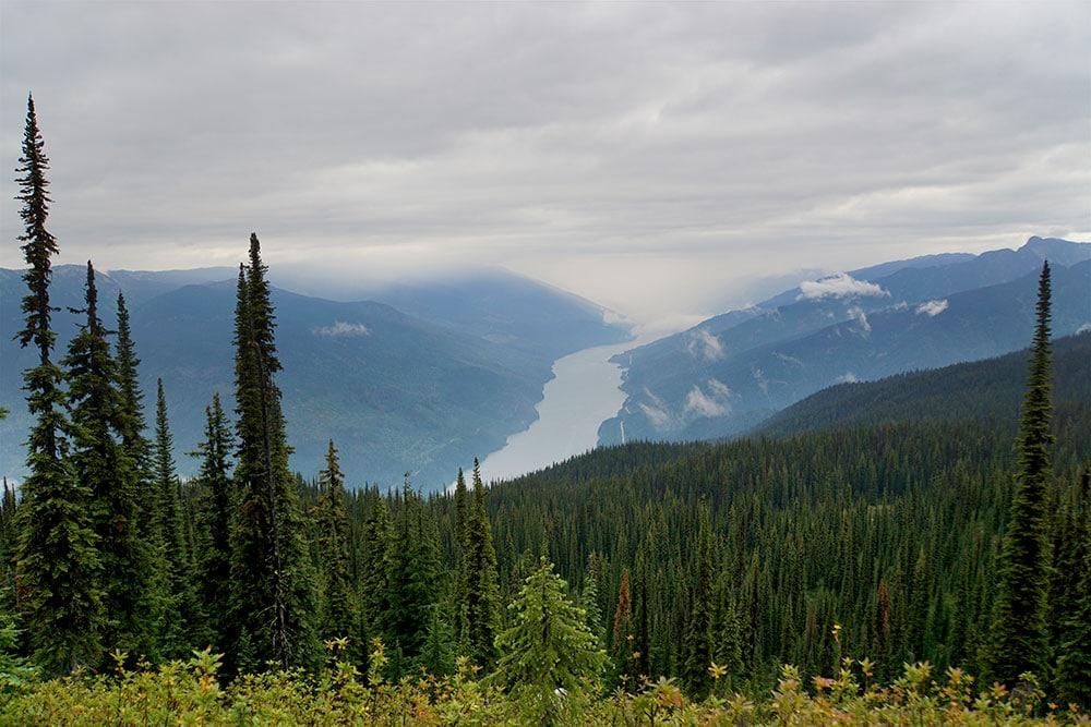 Kanada Rundreise: Highlights auf der Nationalparkroute von Vancouver nach Banff - Mount Revelstoke Nationalpark
