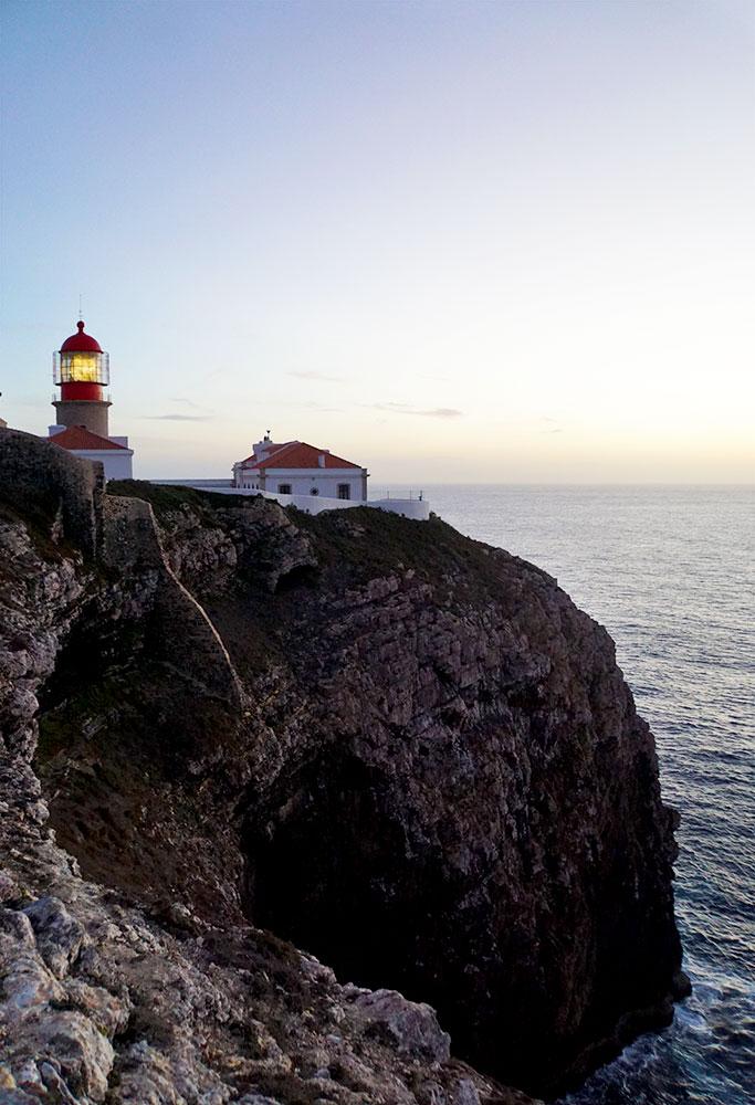 Algarve Top 10 Sehenswürdigkeiten: Highlights der schönsten Region in Portugal - Cabo de Sao Vicente