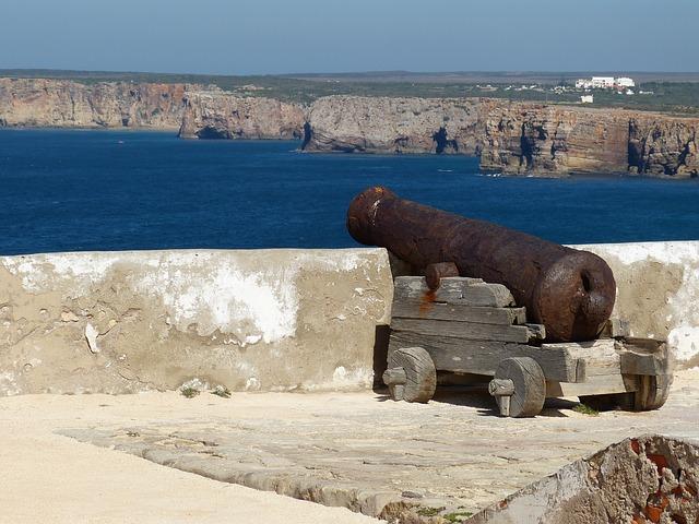 Algarve Top 10 Sehenswürdigkeiten: Highlights der schönsten Region in Portugal - Fortaleza de Sagres