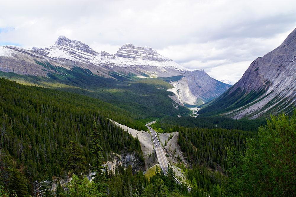 Jasper Nationalpark Top 10 Sehenswürdigkeiten: Das sind die Highlights im Park - Icefields Parkway