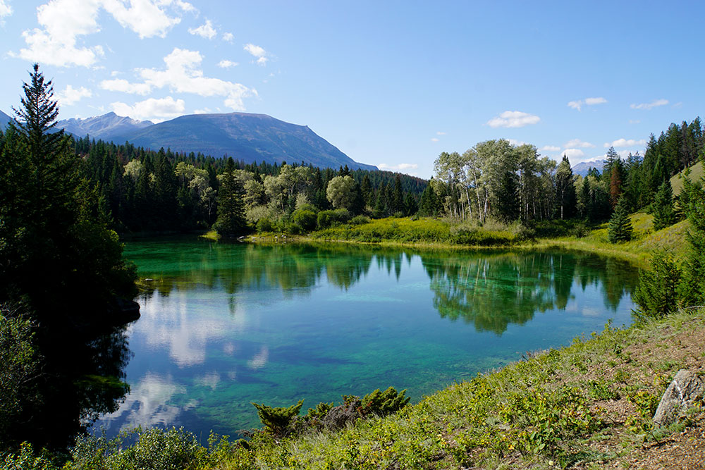 Jasper Nationalpark Top 10 Sehenswürdigkeiten: Das sind die Highlights im Park - Valley of the Five Lakes Trail