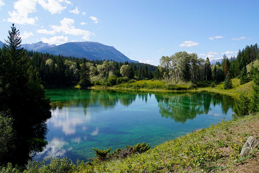 Jasper Nationalpark Top 10 Sehenswürdigkeiten: Das sind die Highlights im Park - Valley of the Five Lakes Trail