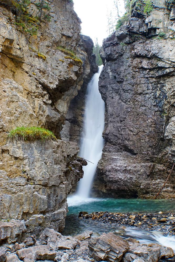 Kanada Rundreise: Highlights auf der Nationalparkroute von Vancouver nach Banff - Banff Nationalpark, Johnston Canyon