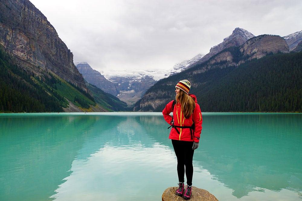 Kanada Rundreise: Highlights auf der Nationalparkroute von Vancouver nach Banff - Banff Nationalpark, Lake Louise