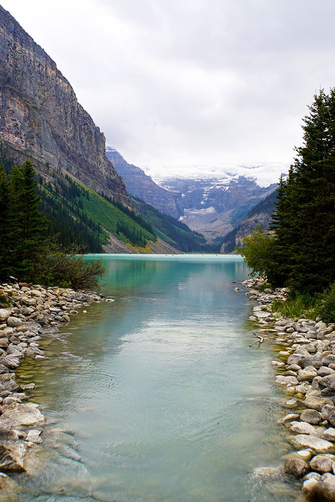 Highlights und Top Ten Sehenswürdigkeiten im Banff Nationalpark: Lake Louise