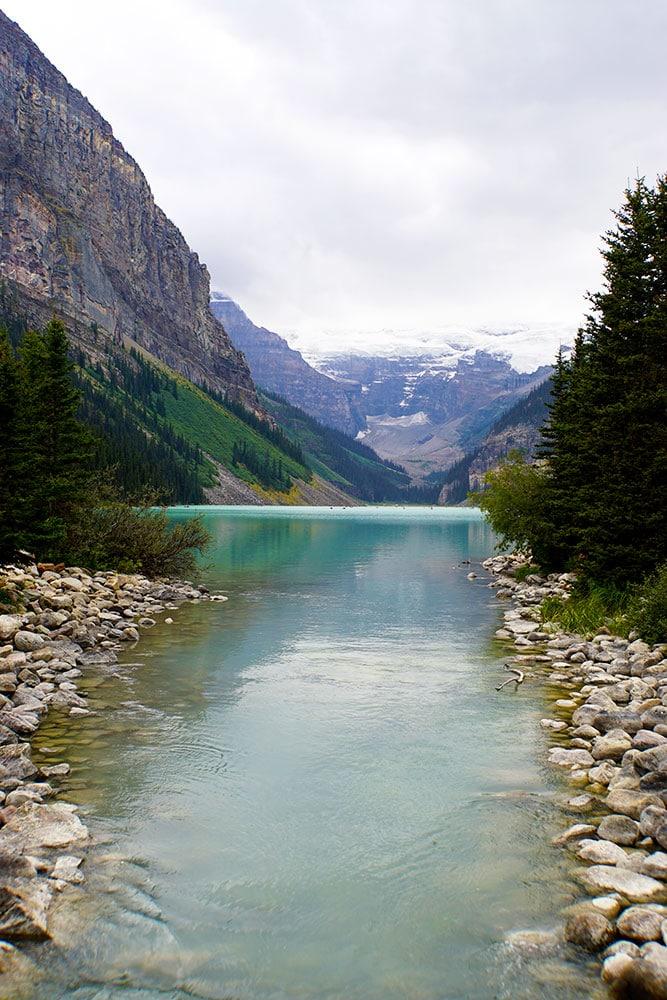 Highlights und Top Ten Sehenswürdigkeiten im Banff Nationalpark: Lake Louise
