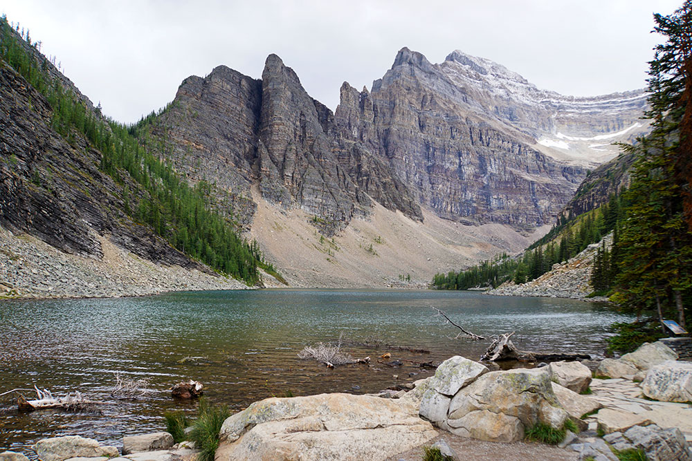 Highlights und Top Ten Sehenswürdigkeiten im Banff Nationalpark: Lake Agnes Trail