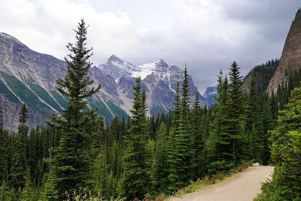 Kanada Rundreise: Highlights auf der Nationalparkroute von Vancouver nach Banff - Banff Nationalpark, Lake Agnes Trail