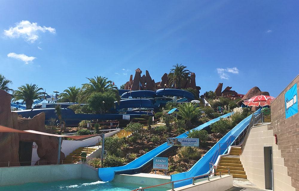 Algarve Top 10 Sehenswürdigkeiten: Highlights der schönsten Region in Portugal - Slide and Splas Wasserpark