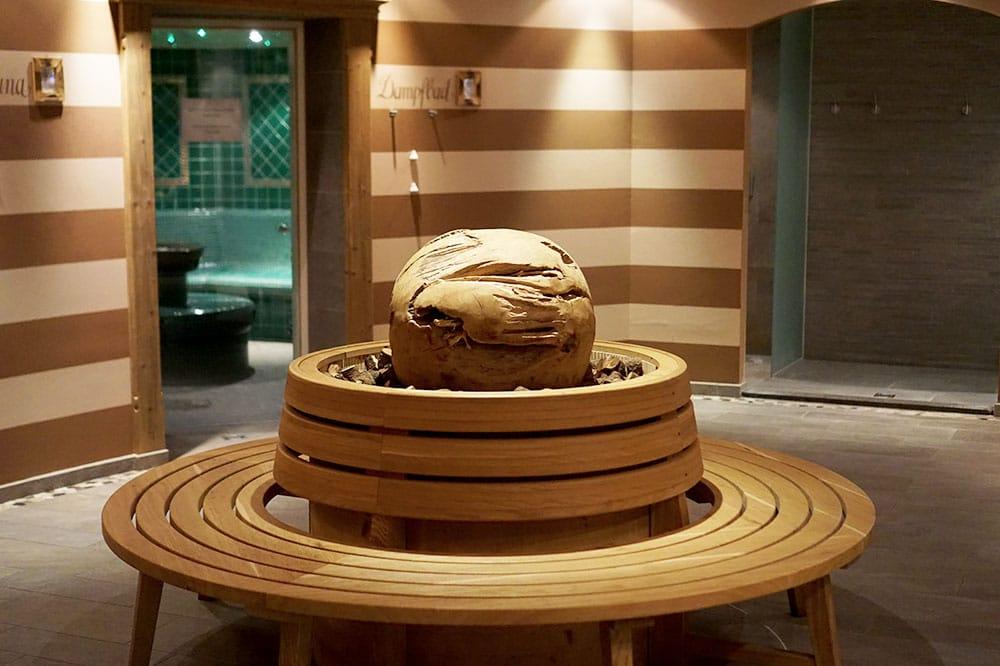 Hotel der Alpbacherhof: Meine Erfahrungen mit dem Wellnesshotel in Alpbach, Tirol - Wellnessbereich für mit Sauna und Dampfbad