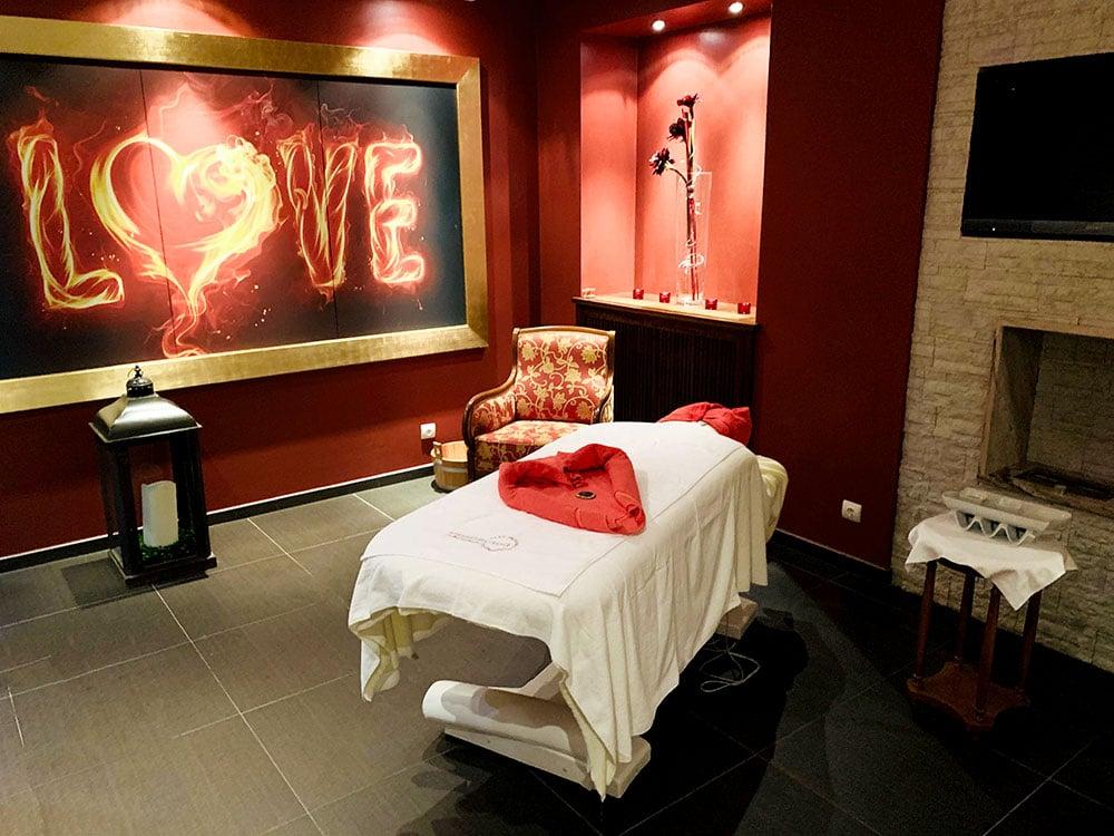 Hotel der Alpbacherhof: Meine Erfahrungen mit dem Wellnesshotel in Alpbach, Tirol - Spa für Paaranwendungen