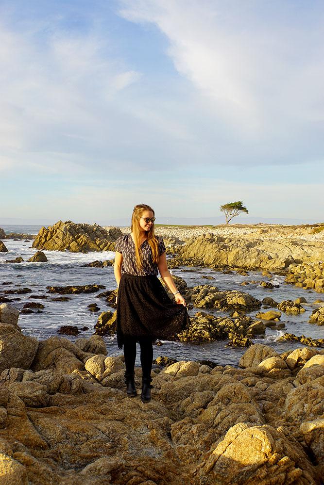 17-Mile-Drive Sehenswürdigkeiten: Highlights auf der bekannten Straße in Monterey - China Rock Viewpoint