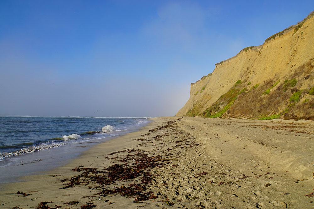San Francisco Tagesausflug: Die schönsten Ausflugsziele rund um die Stadt - Half Moon Bay und Mavericks Beach